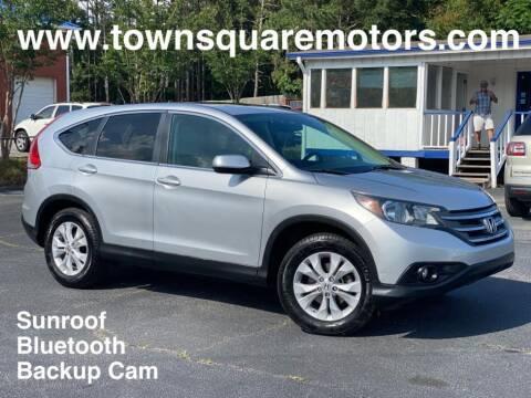 2013 Honda CR-V for sale at Town Square Motors in Lawrenceville GA