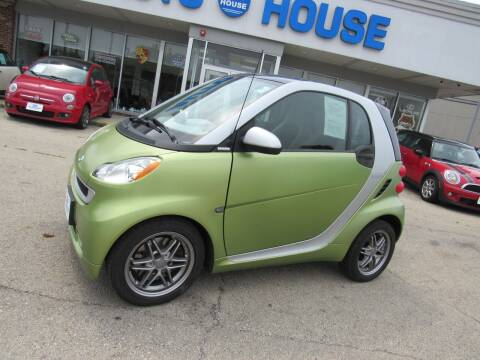 2011 Smart fortwo for sale at Auto House Motors in Downers Grove IL