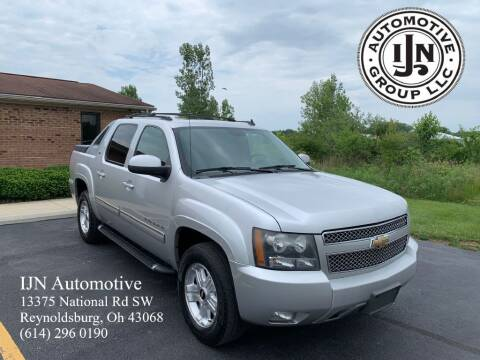 2010 Chevrolet Avalanche for sale at IJN Automotive Group LLC in Reynoldsburg OH
