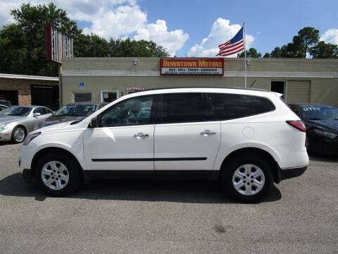 2015 Chevrolet Traverse for sale at DERIK HARE in Milton FL