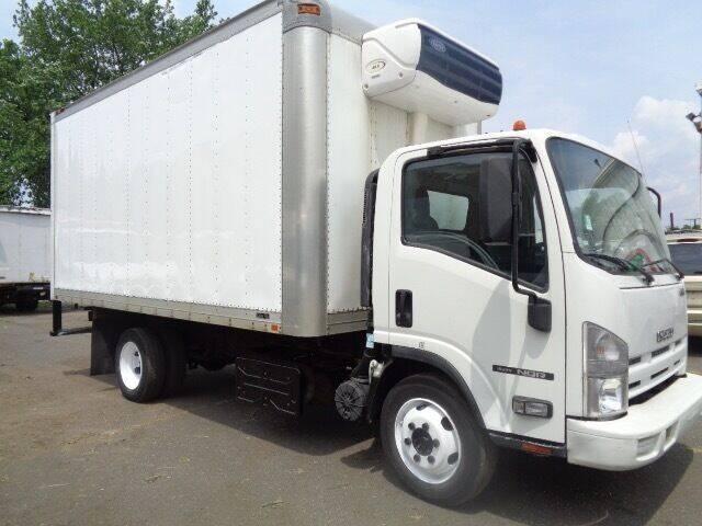2013 Isuzu NQR for sale at Advanced Truck in Hartford CT