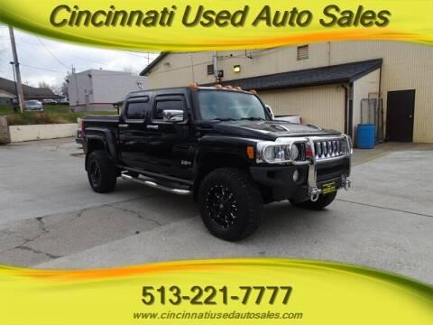 2009 HUMMER H3T for sale at Cincinnati Used Auto Sales in Cincinnati OH