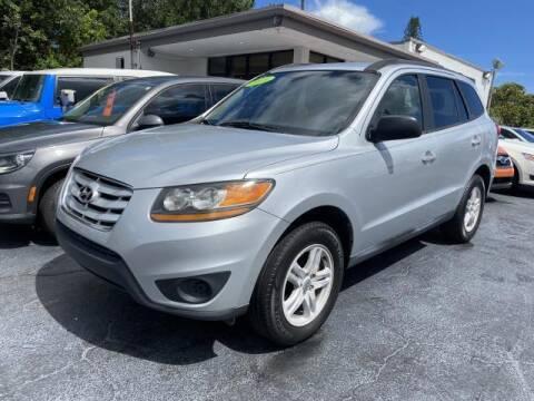 2010 Hyundai Santa Fe for sale at Mike Auto Sales in West Palm Beach FL