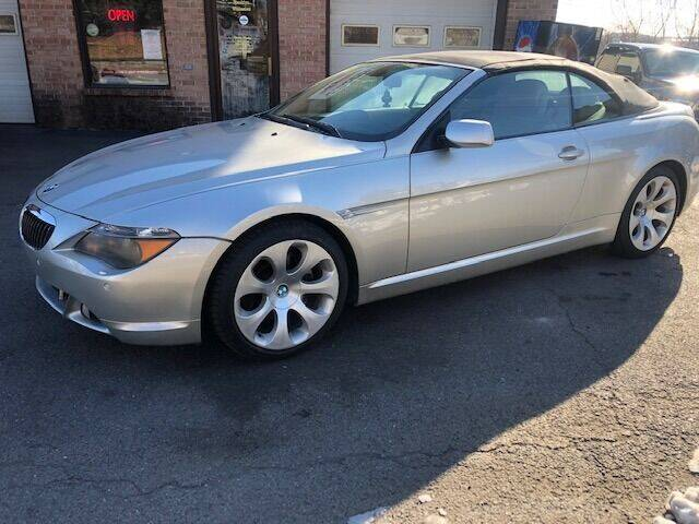 2006 BMW 6 Series for sale at Franklyn Auto Sales in Cohoes NY