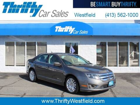 2012 Ford Fusion Hybrid for sale at Thrifty Car Sales Westfield in Westfield MA