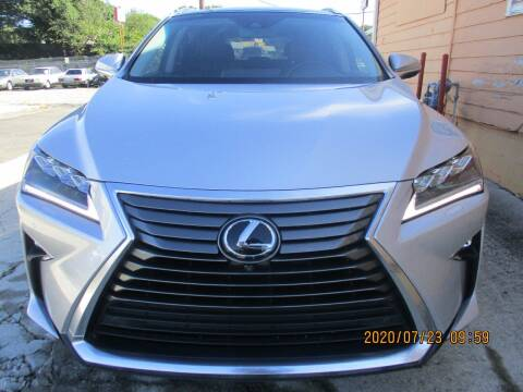 2017 Lexus RX 350 for sale at Atlantic Motors in Chamblee GA