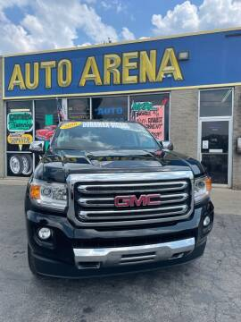 2016 GMC Canyon for sale at Auto Arena in Fairfield OH
