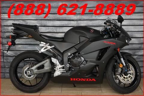 2020 Honda CBR600RR for sale at AZMotomania.com in Mesa AZ