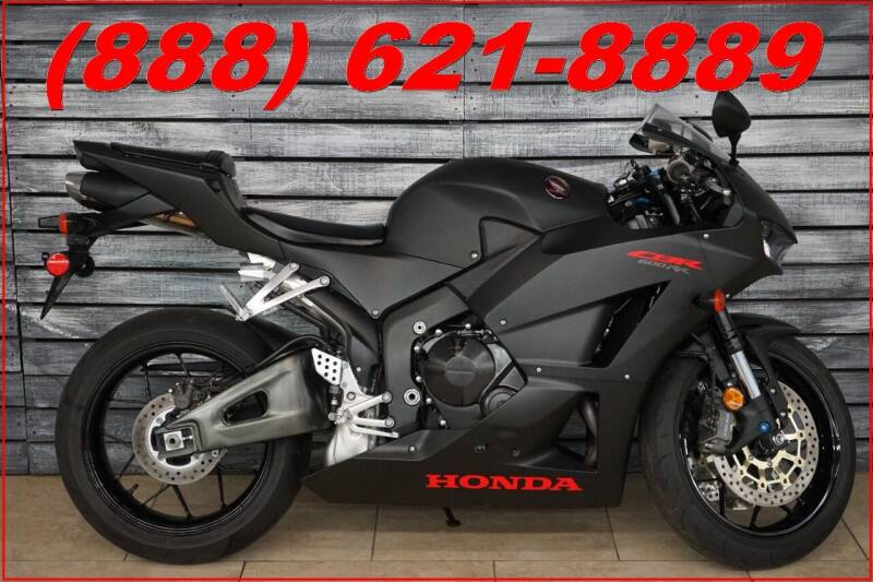 2020 Honda CBR600RR for sale at AZautorv.com in Mesa AZ