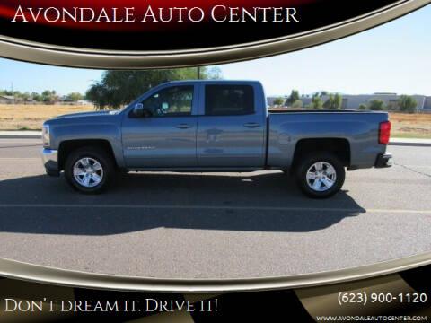 2016 Chevrolet Silverado 1500 for sale at Avondale Auto Center in Avondale AZ