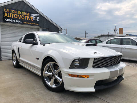 2007 Ford Mustang for sale at Dalton George Automotive in Marietta OH