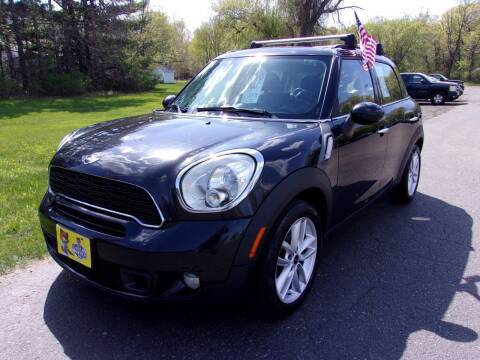 2012 MINI Cooper Countryman for sale at American Auto Sales in Forest Lake MN