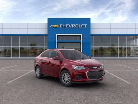 2020 Chevrolet Sonic for sale at Sands Chevrolet in Surprise AZ