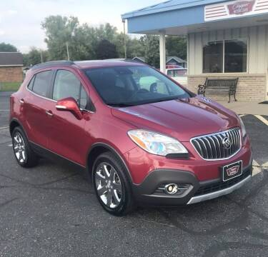 2014 Buick Encore for sale at Clapper MotorCars in Janesville WI