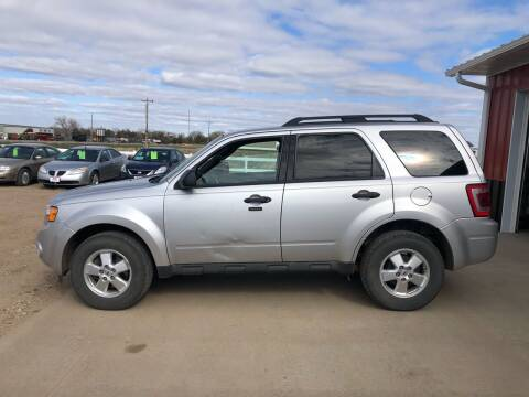 2012 Ford Escape for sale at TnT Auto Plex in Platte SD