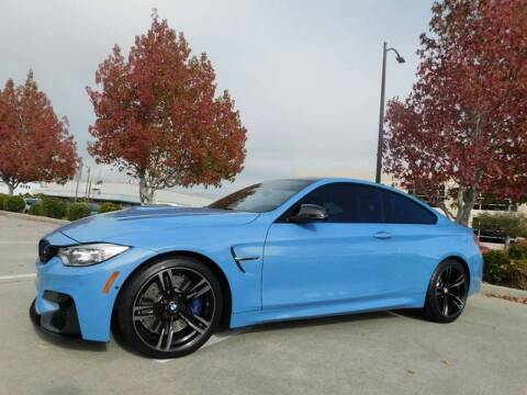 2016 BMW M4 for sale at Conti Auto Sales Inc in Burlingame CA