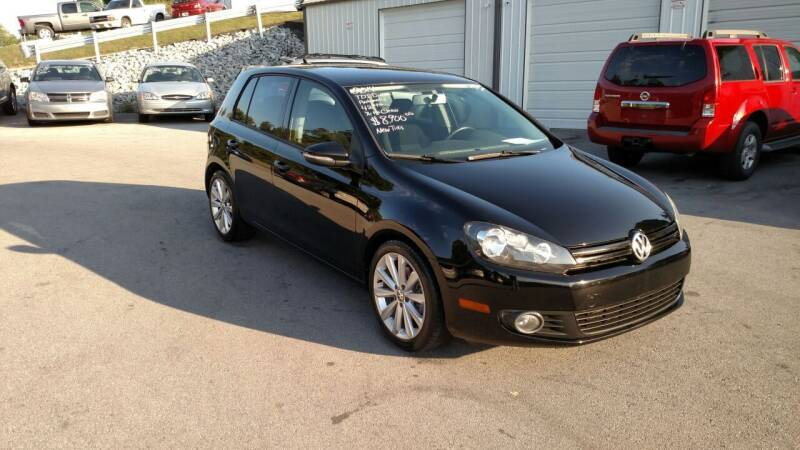 2014 Volkswagen Golf for sale at DISCOUNT AUTO SALES in Johnson City TN