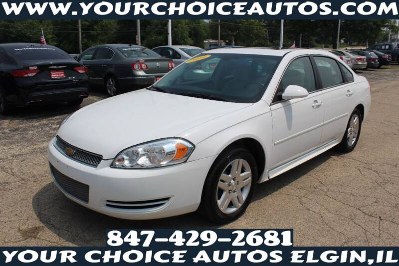 2014 Chevrolet Impala Limited for sale at Your Choice Autos - Elgin in Elgin IL