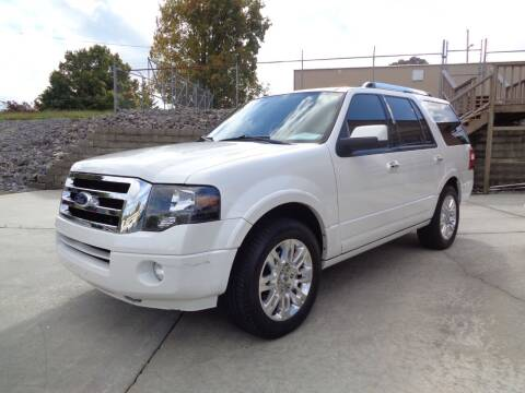 2011 Ford Expedition for sale at Ingram Motor Sales in Crossville TN