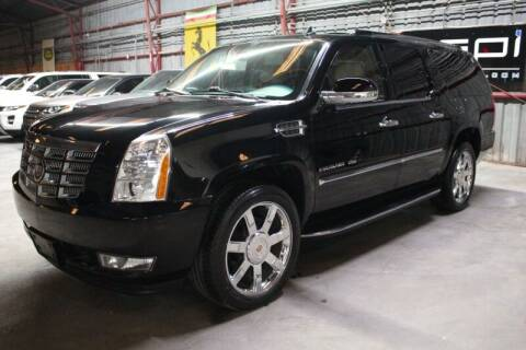 2014 Cadillac Escalade ESV for sale at ESPI Motors in Houston TX