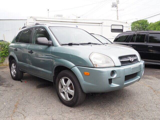 2005 Hyundai Tucson for sale at Budget Auto Sales & Services in Havre De Grace MD