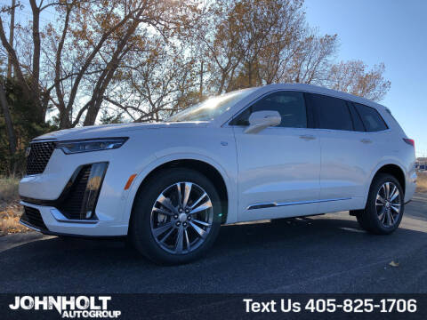 2020 Cadillac XT6 for sale at JOHN HOLT AUTO GROUP, INC. in Chickasha OK
