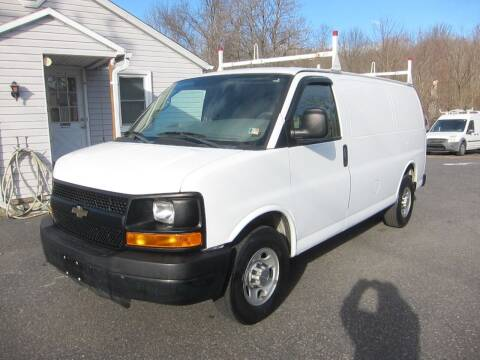 2011 Chevrolet Express Cargo for sale at K & R Auto Sales,Inc in Quakertown PA