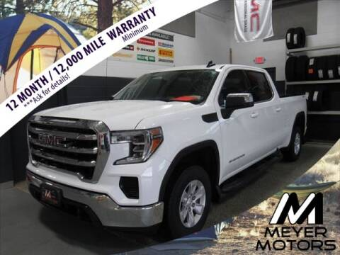 2019 GMC Sierra 1500 for sale at Meyer Motors in Plymouth WI
