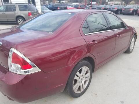2006 Ford Fusion for sale at Palmer Automobile Sales in Decatur GA