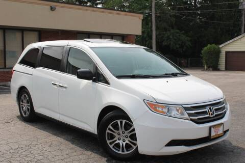 2013 Honda Odyssey for sale at JZ Auto Sales in Summit IL