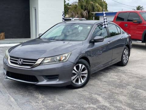 2013 Honda Accord for sale at BC Motors PSL in West Palm Beach FL