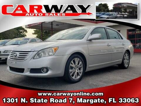 2008 Toyota Avalon for sale at CARWAY Auto Sales in Margate FL