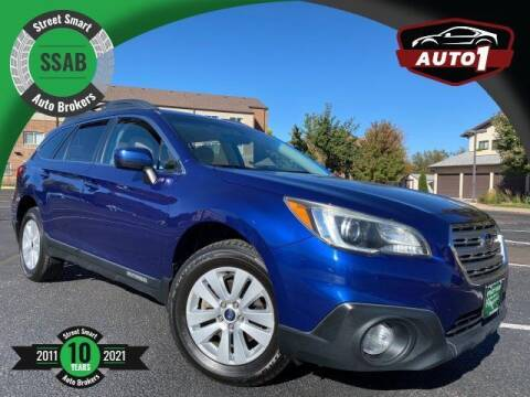 2016 Subaru Outback for sale at Street Smart Auto Brokers in Colorado Springs CO
