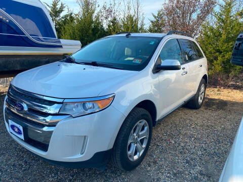 2011 Ford Edge for sale at CANDOR INC in Toms River NJ