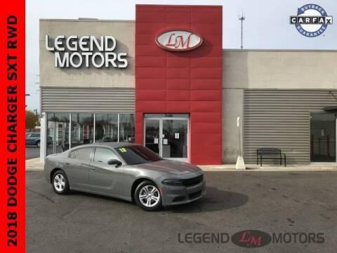 2018 Dodge Charger for sale at Legend Motors of Waterford - Legend Motors of Ferndale in Ferndale MI