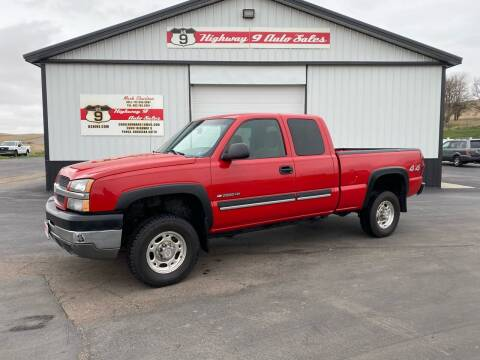 2003 Chevrolet Silverado 2500HD for sale at Highway 9 Auto Sales - Visit us at usnine.com in Ponca NE