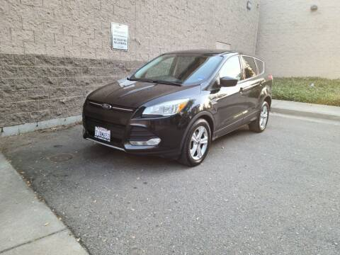 2015 Ford Escape for sale at SafeMaxx Auto Sales in Placerville CA