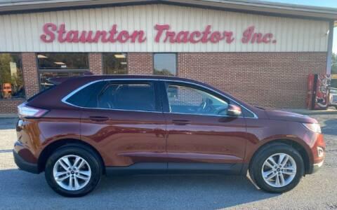 2016 Ford Edge for sale at STAUNTON TRACTOR INC in Staunton VA
