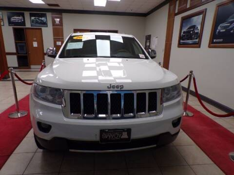 2011 Jeep Grand Cherokee for sale at Adams Auto Group Inc. in Charlotte NC