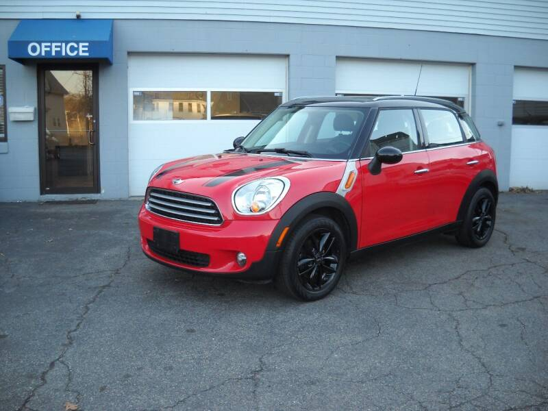 2012 MINI Cooper Countryman for sale at Best Wheels Imports in Johnston RI
