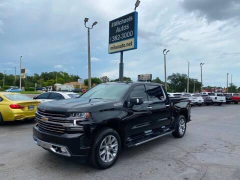 2021 Chevrolet Silverado 1500 for sale at Michaels Autos in Orlando FL