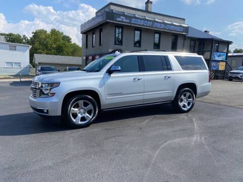 2020 Chevrolet Suburban for sale at Sisson Pre-Owned in Uniontown PA