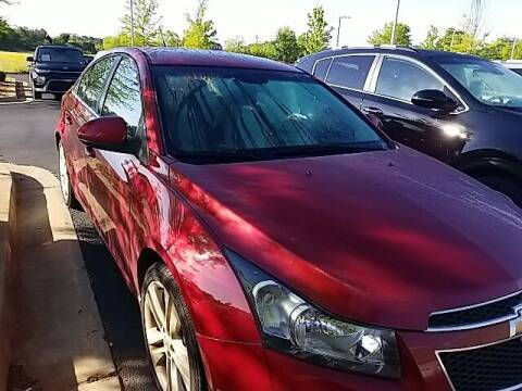 2011 Chevrolet Cruze for sale at Southern Auto Solutions - Lou Sobh Kia in Marietta GA