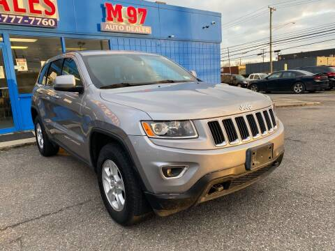 2016 Jeep Grand Cherokee for sale at M-97 Auto Dealer in Roseville MI