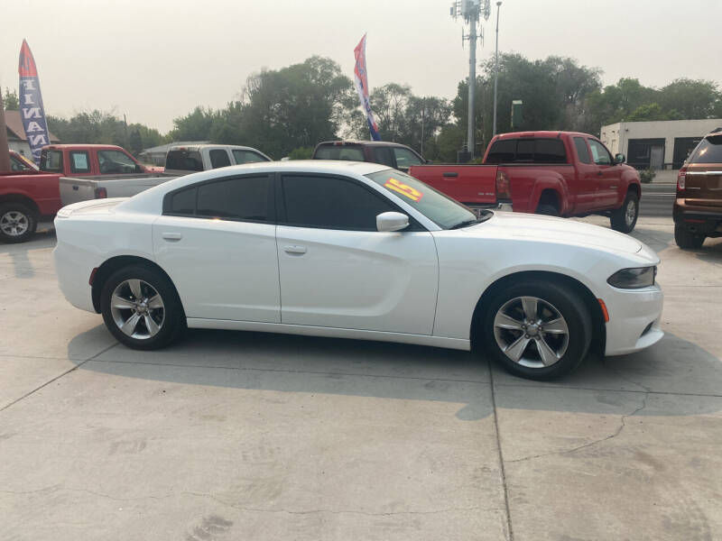 2015 Dodge Charger for sale at Allstate Auto Sales in Twin Falls ID