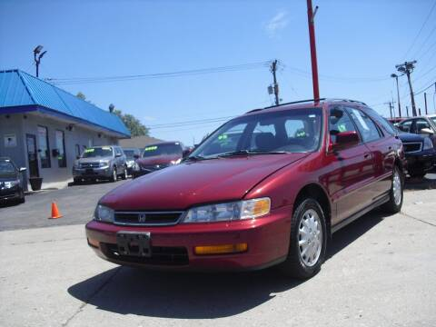 1997 Honda Accord for sale at Nationwide Auto Group in Melrose Park IL