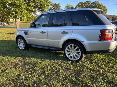 2007 Land Rover Range Rover Sport for sale at Judy's Cars in Lenoir NC