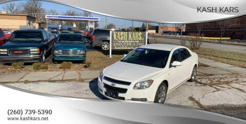 2008 Chevrolet Malibu for sale at Kash Kars in Fort Wayne IN