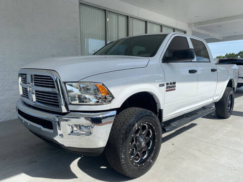 2012 RAM Ram Pickup 2500 for sale at Powerhouse Automotive in Tampa FL