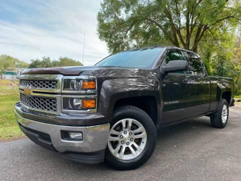 2014 Chevrolet Silverado 1500 for sale at Powerhouse Automotive in Tampa FL